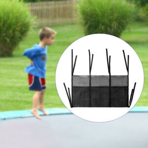 Nylon Trampoline Shoes Net Bag Toys Storage Mesh Bags for Outdoor Organizer