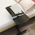 Adjustable Bedside Laptop Table Sofa Side Mobile Table Tablet Stand Writing Desk