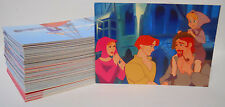 COMPLETE SET! 1995 Sky Box Disney's Pocahontas #1-90 Card Set w/ Pop-Out Cards