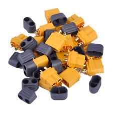 Weibliche RC ESC-Batterie Z4S4 10 Paar Deans Rutschfester T-Stecker Maennliche