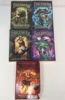 Fablehaven lot of 5 Paperback by Brandon Mull Books 1-5
