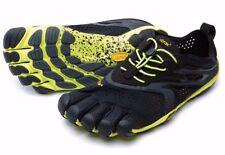Vibram Fivefingers V-Run Mens Running Shoes Black 41-49