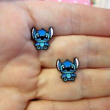 Chibi Stitch Earrings #2~Hypoallergenic Stud