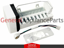 White Westinghouse Kelvinator Refrigerator Replacement Icemaker Kit 5303910088