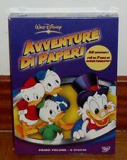 PATO AVENTURAS-PACK 3 DVD-DISNEY-NUEVO-PRECINTADO-20 EPISODIOS ESPAÑOL R2