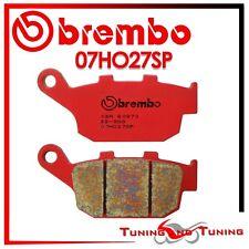 07ho27.sp pastiglie freno Post. Brembo Triumph 675 Street Triple 08-
