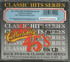 KC & THE SUNSHINE BAND Get Down tonight /Keep it Comin MASTERED CD single SEALED