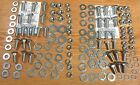 1957 CHEVY BUMPER MOUNTING HARDWARE KIT front & rear