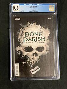 BONE PARISH #1 CGC 9.8 Boom Studios 2018 1st Print Cullen Bunn