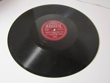 """Lawrence Cook """"Let a smile be your Umbrella/Missouri Wal"""" 78 rpm Abbey 15012 VG+"""