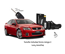 AutoChimp Holden VE Commodore Remote Start Auto Model & Long Range Remotes