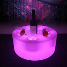 16 Colors LED Lights Party Bar Pub Wine Drink Beverage Beer Tray Container USA