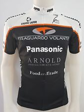 MAGLIA SHIRT CICLISMO PANASONIC ARNOLD AVIS GIORDANA TG.S CYCLING TOUR ES435