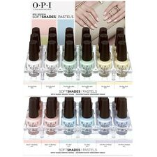 OPI Nail Lacquer- SOFT SHADES PASTEL 2016 Collection- ALL 6 Shades NLT71- NLT76