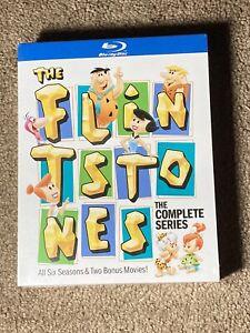 THE FLINTSTONES The Complete Series Blu-Ray All 6 Seasons & 2 Movies SEALED