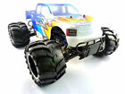 Monster Truck Mega-P MXT-5 Engine Internal Combustion 32cc Radio 2.4ghz Rtr 4WD