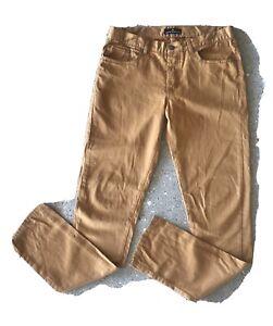 JACK LONDON CAMEL 100% COTTON BUTTON FLY PANTS Men's Size 28