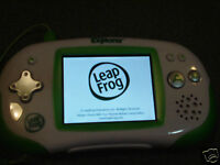 LEAP FROG LEAPSTER EXPLORER SYSTEM TESTED & WORK - LOOKS NICE!
