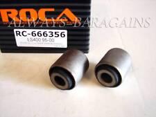 ROCAR Rear No. 2 Lower Control Arm Bushing Kits Fits Lexus LS400 95-00 RC-666356