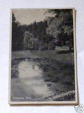Netherlands - Rotterdam - Park - Old Postcard