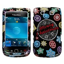 Xmas Light Hard Case Cover for BlackBerry Torch 9800