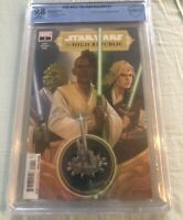 STAR WARS THE HIGH REPUBLIC #1 CBCS 9.8 MARVEL 2021 NM 1ST APPEARANCE, CGC