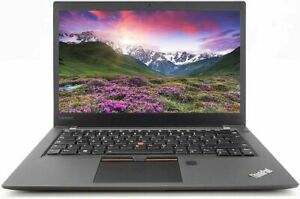 "Lenovo Laptop ThinkPad T460s 12GB 256GB NVMe SSD 14"" FHD Touch HDMI 4G LTE T470s"