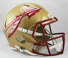 FLORIDA STATE SEMINOLES FSU NCAA Riddell SPEED Full Size Replica Football Helmet