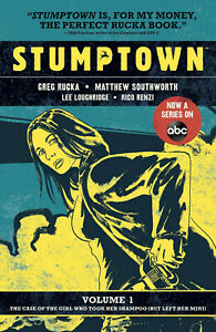 Stumptown Volume 1 The Girl Who Took Her Shampoo Softcover Graphic Novel