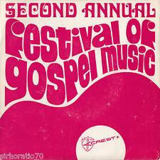 GOSPEL MUSIC Second Annual Festival Of OZ EP