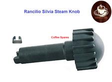 Rancilio Silvia Steam Knob with CLIP  - V1 & V2  - Genuine