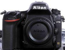 Nikon D750 mit Restgarantie bis 12/2018