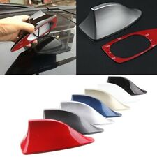 Shark Fin Roof Antenna Aerial Auto Car Vehicle FM/AM Radio Signal Accessories AU