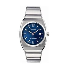 Freestyle Men's Triton Stainless Steel Watch 70730 Silver w/Blue Face Scuba Dive