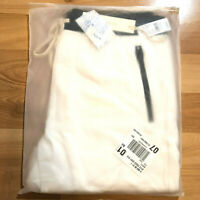 Fear of God Essentials FOG PacSun Fleece Shorts White Large NEW in Bag