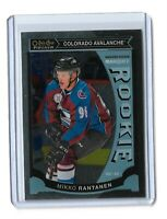 2015-16 O-PEE-CHEE PLATINUM MARQUEE ROOKIES #M42 MIKKO RANTANEN UD AVALANCHE