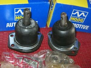 New 1973-1978 Cadillac Eldorado upper ball joint set, MOOG!