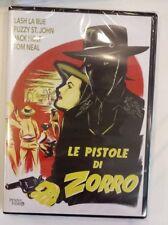 Le Pistole Di Zorro (Dvd - Penny Video) Nuovo e Sigillato
