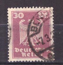 FRANCOBOLLI Germania REICH 1924 -- Aquila del Reich 30 p.UNI352