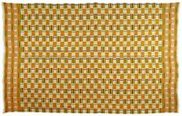 Kente African Ashanti Asante Akan hand woven cloth Ghana wall decoration Art
