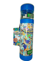 Digimon Carry Case Fun 4 All Tube Fox Kids Figures Trading Cards Holder