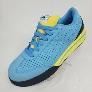 Reebok x BBC Ice Cream Board Flip 1 Men's 11 US Blue Yellow Pharrell Skate Shoe