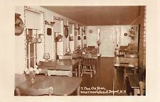 RP Postcard The Ox Yoke Restaurant in Westmoreland Depot, New Hampshire~114266