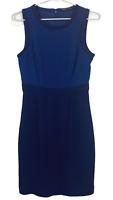 Tokito Womens Blue Halter Neck Sleeveless Dress Size 8