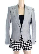 Women's Basic 1980s Androgyny Vintage Coats & Jackets