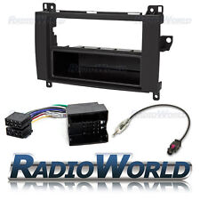 Mercedes-Benz Sprinter Stereo Radio Fitting Kit Fascia Panel Adapter Single Din