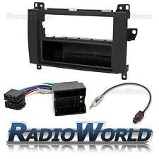 Mercedes-Benz Sprinter Stereo Radio Fitting Kit Fascia Panel Adapter Single Din