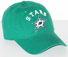 DALLAS STARS NHL HOCKEY ZEPHYR CENTERPIECE SLOUCH CROWN ADJUSTABLE HAT/CAP NEW