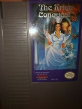 The Krion Conquest (Nintendo) NES Vic Tokai cart rare