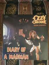 OZZY OSBOURNE - DAIRY OF A MADMAN - (1981) 1993 RUSSIAN LP ANTROP RECORDS